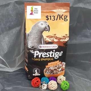 Versele -Laga African Grey  Food