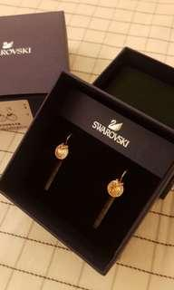 Authentic Swarovski Ear Ring with Receipt