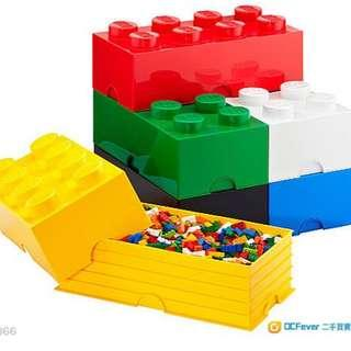 Lego Jumbo Storage Box 特大收納箱