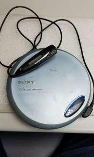 Sony discman D-EJ775