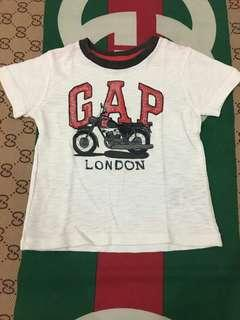 Kaos anak GAP original