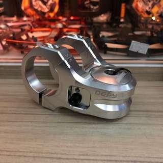 New: DMR DEFY50mm length (35mm diameter) silver stem