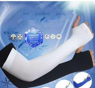 🚚 UV arm sleeves cover