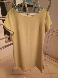 Green Jumpsuit by Win&Won #bersihbersih
