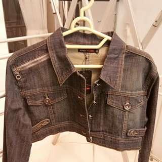 Jeans Jacket by Simply Red #bersihbersih