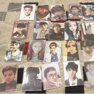 ARRIVAL PROOF SM MUSEUM OFFICIAL IDOL PHOTOCARDS