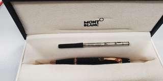 Montblanc Ballpoint Pen Boheme Marron