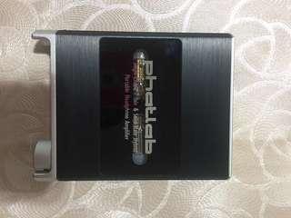 PHATLAB Portable headphone Amplifier