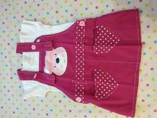 Baju anak 2-4 tahun