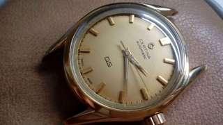 古董雪鐵納金套自動手錶, 1960年代
