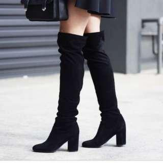 Sportsgirl Kendall Over The Knee Boot