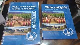 WSET LEVEL 2 WINES AND SPIRITS (COMPLETE PACKAGE)