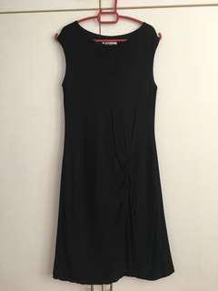 Isetan Cultivation Black Dress Size S