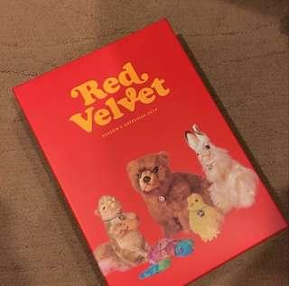 Red Velvet SG 2019 BOX ON HAND