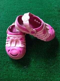 Sendal anak pink