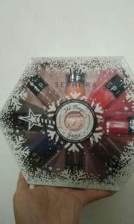 #bersihbersih free ongkir** Sephora set Nail polish