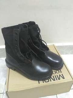 Minoli Tactical Jungle Boot Shoes