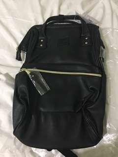 January Sale!! Authentic Anello Black Leather Bag