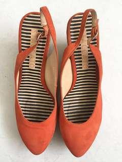 Staccato Orange Size 40