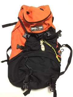 ADVEN TURE Adventure SERIES 40+10 行山背囊 背包 backpack 露營