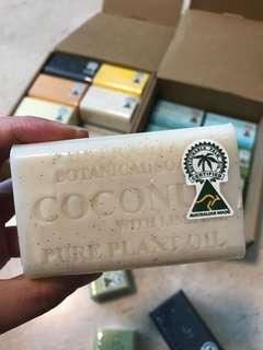 Australia Botanical Soap - COCONUT