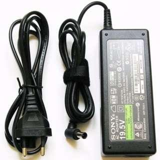 🚚 New OEM replacement 19.5V 3.9A (6.5x4.4) 1pin AC Adapter Charger For Sony