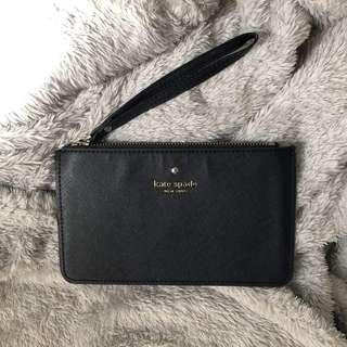Kate Spade wallet/mini pouch with strap