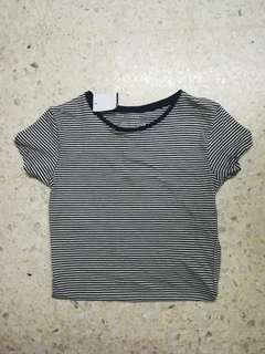 Atmosphere Stripe Tee