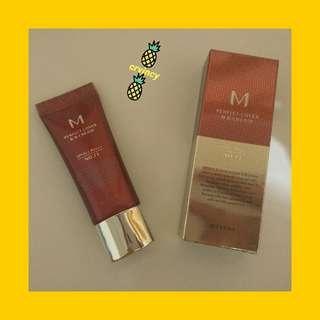 Missha Perfect Cover BB Cream #bersihbersih
