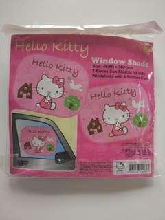 Hello Kitty Window Shade