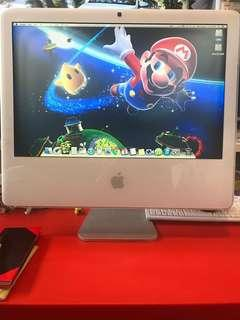 "iMac 20"" 3gb ram"