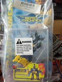 Transformers Beast Machine Mirage