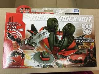 Transformers Medic Knockout