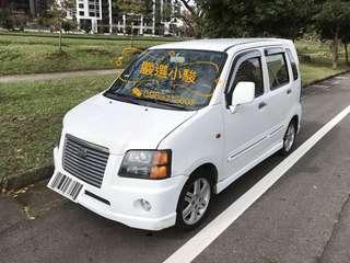 2003年 鈴木 solio 二手中古車