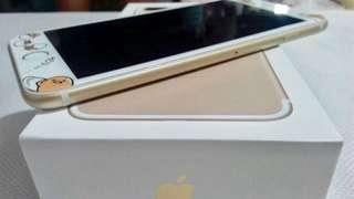 🚚 iPhone 7 Plus 128G 金色,意者可議