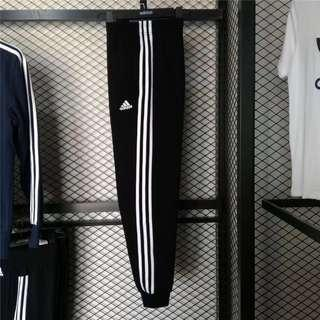 adidas Tiro 15 Trainng Pants愛迪達長褲運動褲 休閒運動長褲 三條杠縮口褲 慢跑褲 男女褲子