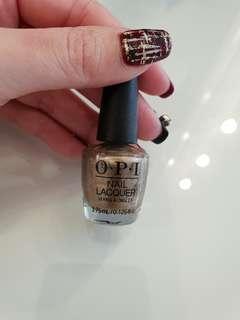 OPI nail polish in mini/travel size