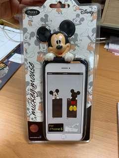 🚚 (二手)米奇iPhone6/6s 4.7手機殼