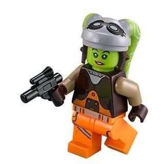Lego Star Wars 75127, 75053 Hera Syndulla