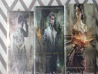 Infernal Devices RM20 for 3 books!!