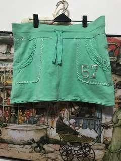 🚚 Polo Jeans Ralph Lauren 短裙M號(可以伸縮大小)長36公分