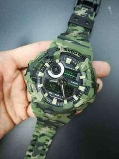 GA700 - Camouflage Edition