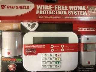 Red shield home system