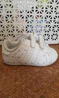 Baby adidas free to a good home