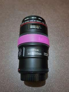 Canon Macro Lens 100mm IS