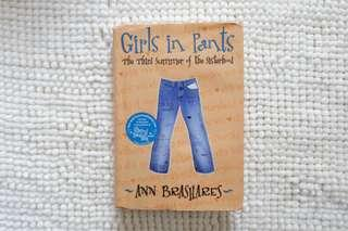 Girls in Pants hardbound