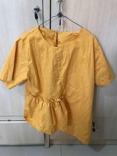 mustard cloth