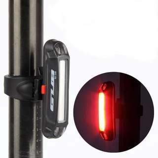 GUB Rear Bicycle Light (Red)