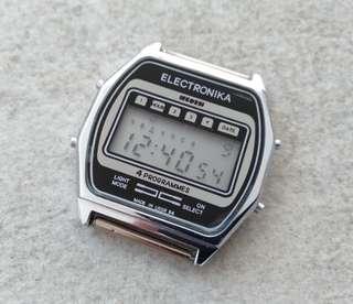 USSR Elektronika 5 digital watch