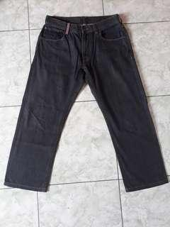 Long pants burberry selvedge
